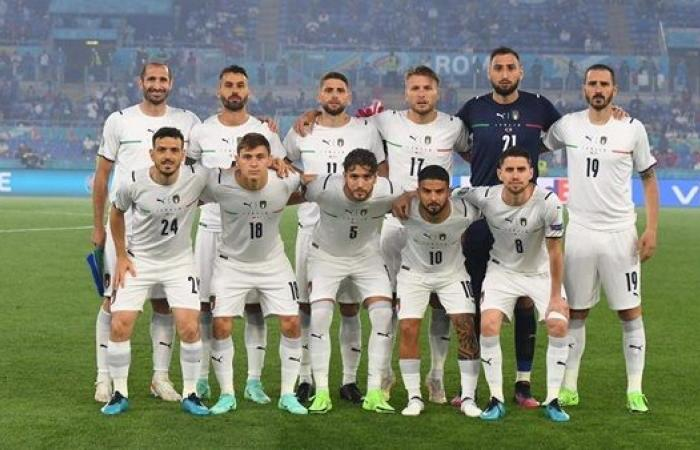 موعد مباراة إيطاليا ضد بلجيكا في دور ربع نهائي كأس أمم أوروبا