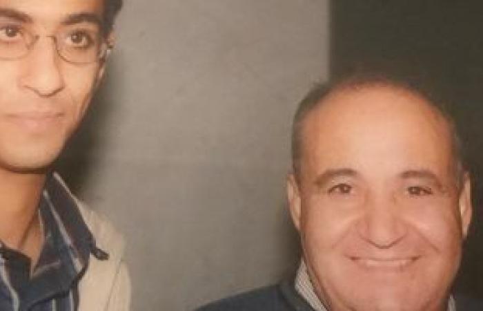 مروان وحيد حامد فى أول عيد ميلاده لوالده بعد وفاته: فى الجنة ونعيمها