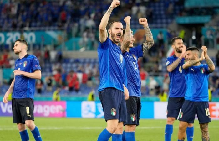 أوروبا تترقب لقاء إيطاليا وبلجيكا في «يورو 2020»