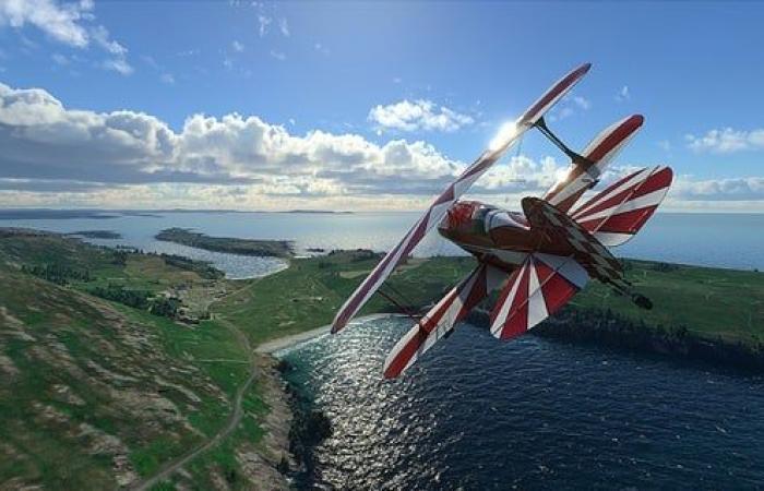 مطور Microsoft Flight Simulator يقوم بتعديلات كبيرة لتحسين معدلات الإطار