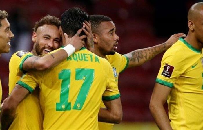 موعد مباراة البرازيل وتشيلي في ربع نهائي كوبا أمريكا 2021