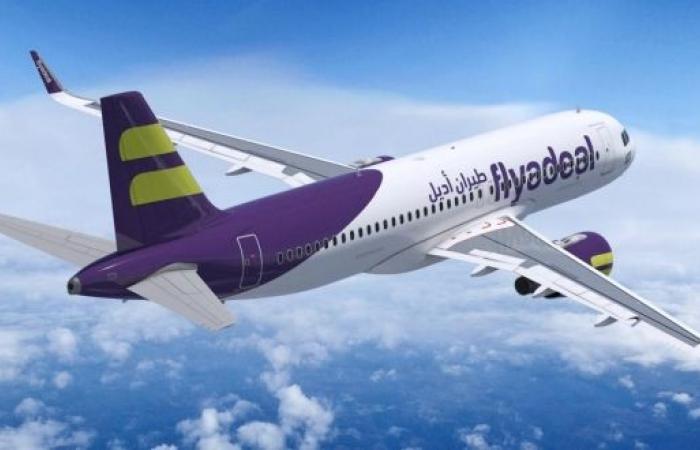طيران أديل يسير أولى رحلاته الدولية المباشرة من الرياض إلى دبي