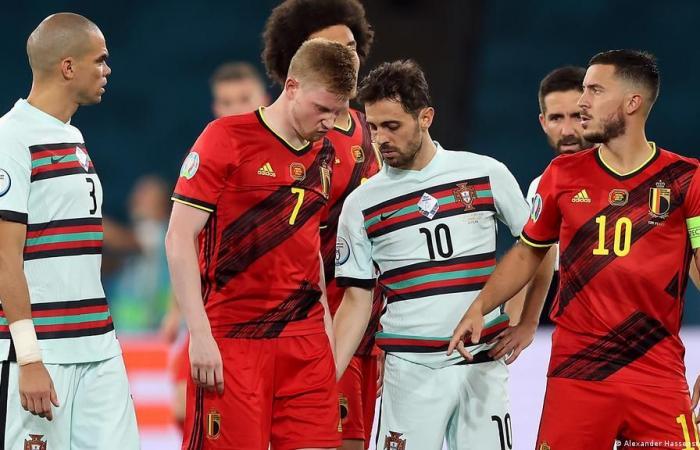 موعد مباراة إيطاليا وبلجيكا في يورو 2020 والقنوات الناقلة