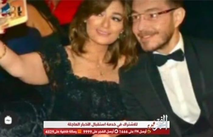 """أحمد زاهر يهنئ زوجته بعيد ميلادها عبر """"إنستجرام"""""""