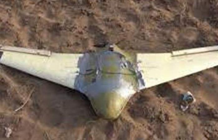 التحالف يدمر طائرة مفخخة أطلقها الحوثيون جنوب السعودية