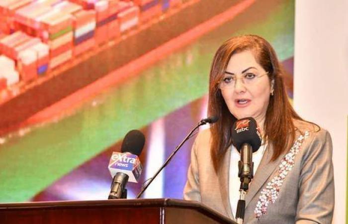 وزيرة التخطيط تبحث التعاون مع مدير المكتب الإقليمي للبنك الإسلامي للتنمية