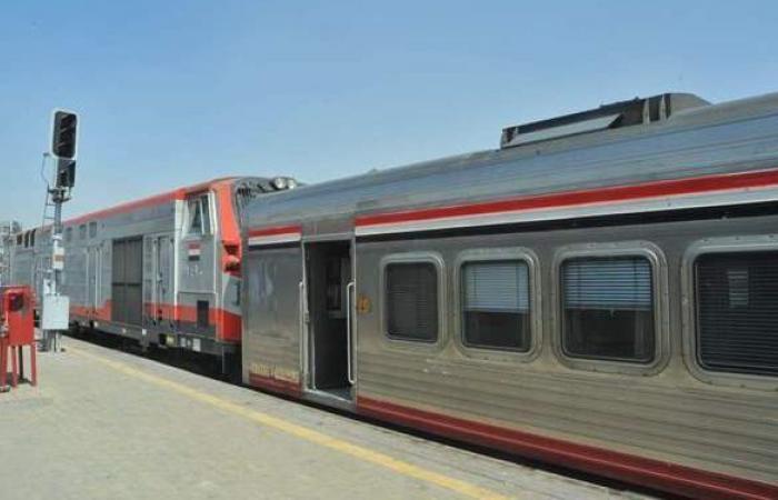 تسبب في تأخير 5 قطارات.. السكك الحديدية تعلن تفاصيل حادث قطار قنا