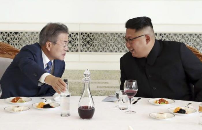 صحيفة: زعيما الكوريتين يتبادلان الرسائل قبل القمة الجنوبية مع بايدن
