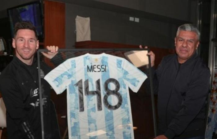 ليونيل ميسي يحصل على هدية خاصة في كوبا أمريكا