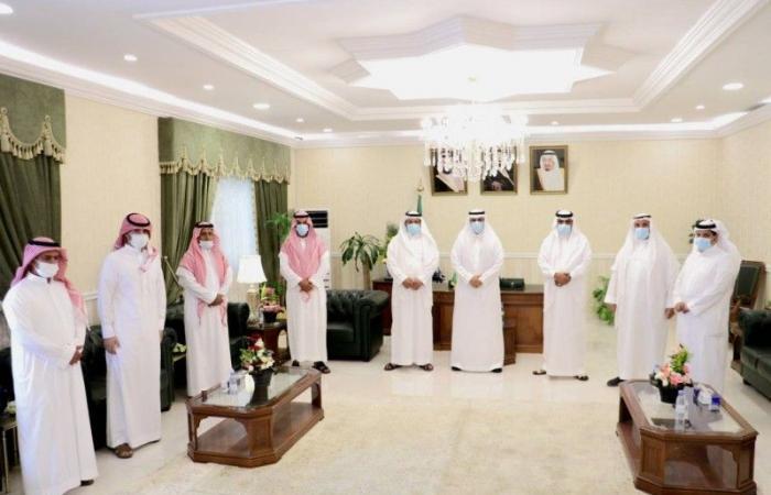 أمين الطائف يناقش مع «البلدي» خدمات بني سعد