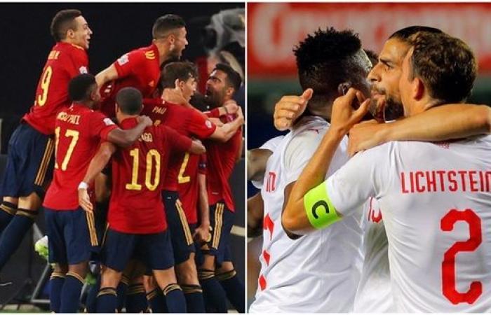 تشكيل إسبانيا المتوقع لمواجهة سويسرا في ربع نهائي كأس أمم أوروبا 2020