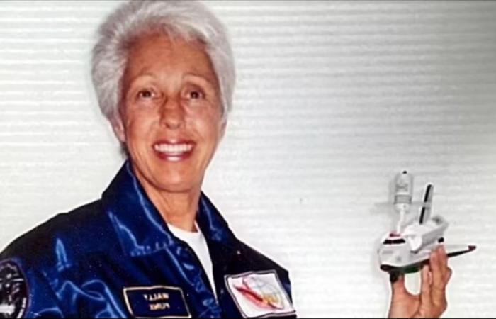 مارى والاس أكبر شخص سنا ينطلق للفضاء بعد انضمامها لرحلة جيف بيزوس المأهولة
