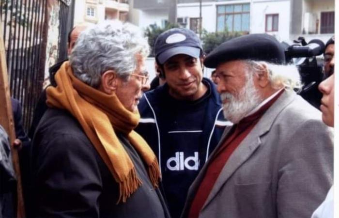 وفاة مدير التصوير الكبير رمسيس مرزوق عن عمر 81 سنة