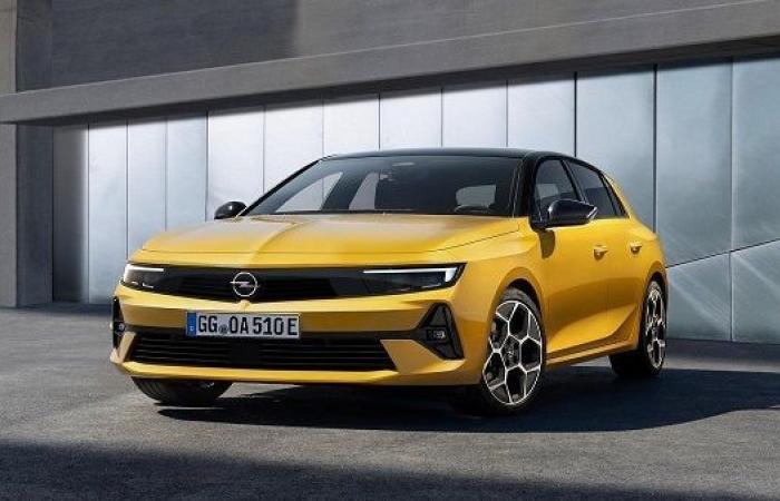بالصور.. تعرف على مواصفات وتصميم سيارة أوبل أسترا الجديدة