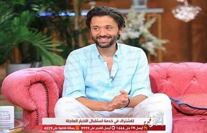 كريم محمود عبد العزيز يروج لحلقته مع منى الشاذلي