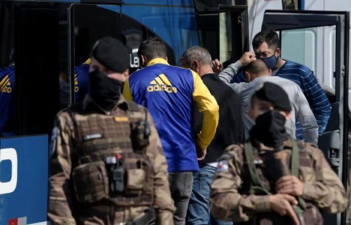 الشرطة توجه اتهامات لستة من بوكا جونيورز بعد اشتباكات في البرازيل.. فيديو