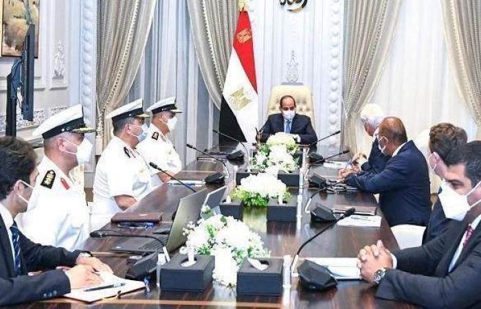 شاهد   نشاط الرئيس السيسي خلال ثالث أيام عيد الأضحى