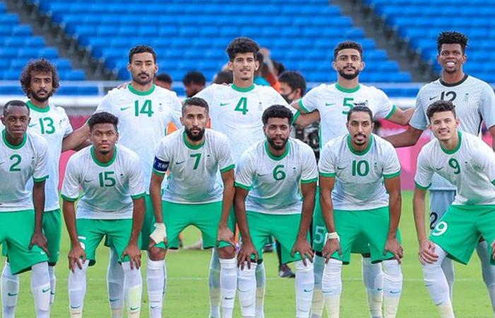 منتخب السعودية الأولمبي يتعادل إيجابيًا مع ساحل العاج في الشوط الأول