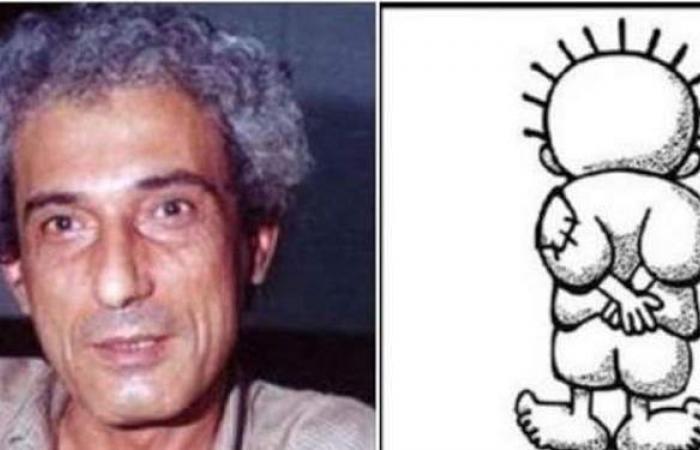 في ذكرى محاولة اغتياله.. حكاية ناجي العلي الذي أقضت رسوماته مضاجع إسرائيل والعرب