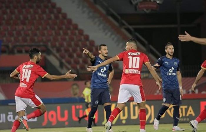 تعرف على ترتيب الدوري المصري الممتاز قبل مباراة الأهلي والبنك الأهلي