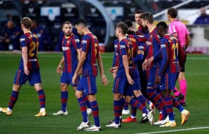 نجم برشلونة يطلب الرحيل عن الفريق بالميركاتو الصيفي