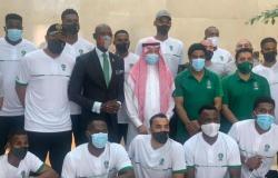سلة الأخضر تواجه الأردن في بطولة الملك عبد الله الثاني