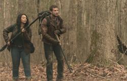 الكشف رسميًا عن موعد عرض الموسم الثاني من مسلسل The Walking Dead: World Beyond- تغطية Comic Con 2021