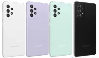صور رسمية تؤكد على مواصفات وسعر Galaxy A52s 5G