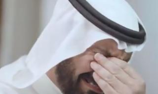مواطن يبكي بعد عودة النظر لابنيه.. ووزير الصحة يتفاعل