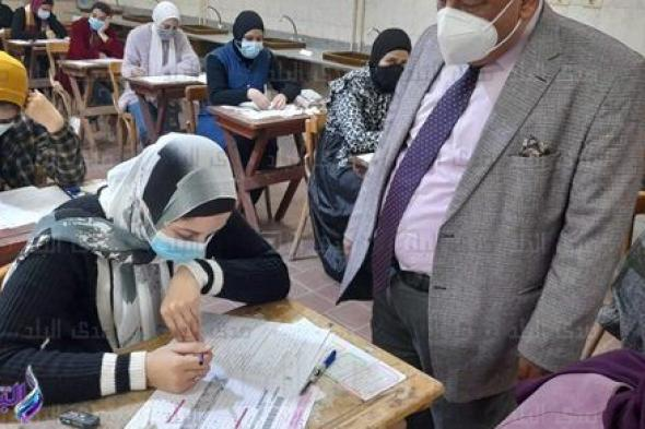 لم نرصد أي مشكلات تنظيمية أو صحية.. آثار القاهرة: الانتهاء من تصحيح أوراق الطلاب بعد امتحان كل مادة