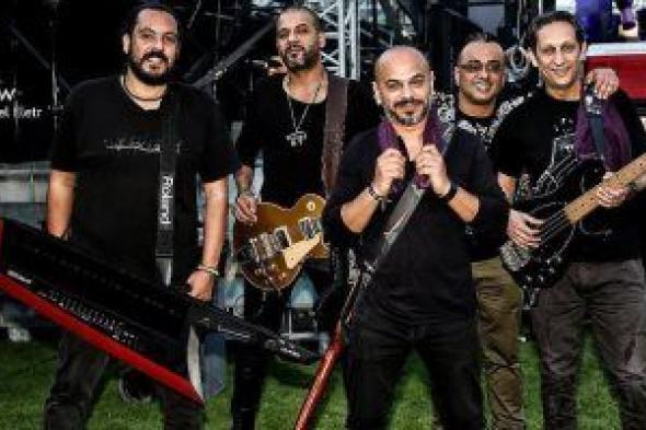 فريق مسار إجبارى يحيى حفلا غنائيا فى دار الأوبرا يوم 11 أغسطس المقبل