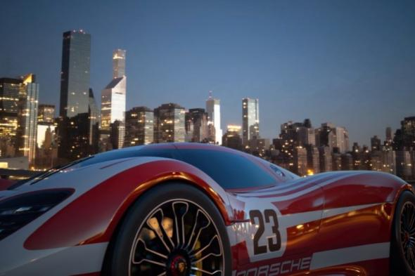 لعبة Gran Turismo 7 تستخدم تقنية تتبع الأشعة ولكن بحالة واحدة فقط