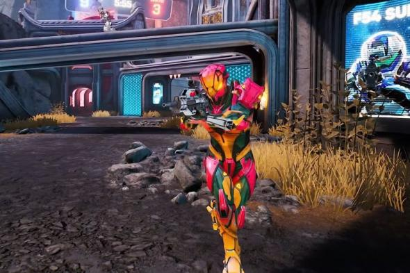 مطور Splitgate : سنقدم طور Forge قبل أن يصل إلى Halo Infinite