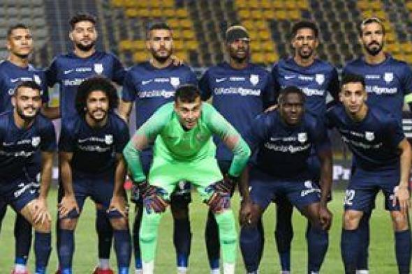إنبى يعلن عودة لاعبيه الأجانب للقاهرة وجاهزيتهم لمواجهة الزمالك بانطلاقة الدورى