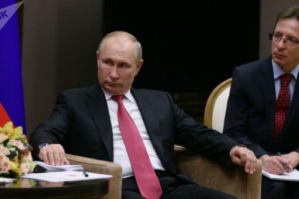 بوتين: واشنطن لم تحقق أيا من أهدافها خلال 20 عاما في العراق وأفغانستان