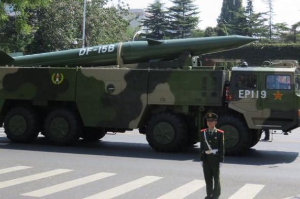"""سلاح فرط صوتي صيني """"يتحدى قوانين الفيزياء"""" يباغت البنتاغون"""