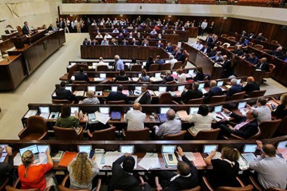 عضو كنيست يطالب بتحرك دولي ضد إسرائيل